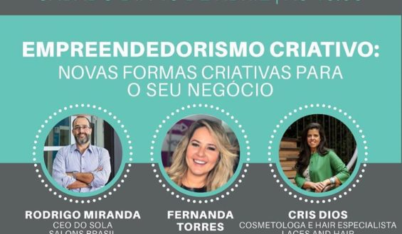 Fernanda Torres estará no Workshop Hair Brasil 2019